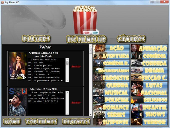 Big Filmes HD