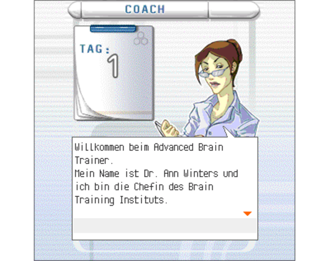 Advanced Brain Trainer