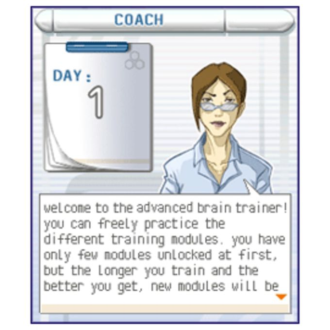 Advanced Brain Trainer - Deluxe Version
