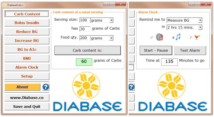 DiabaseCalc+ Eng