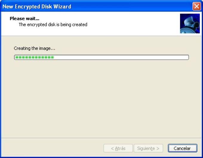 Paragon Encrypted Disk SE