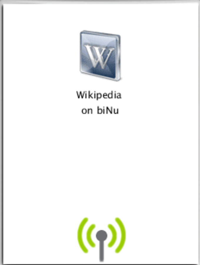 Wikipedia by Binu