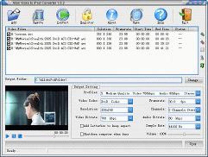 Allok Video to iPod Converter
