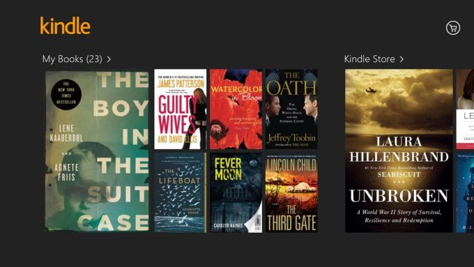 Kindle per Windows 10