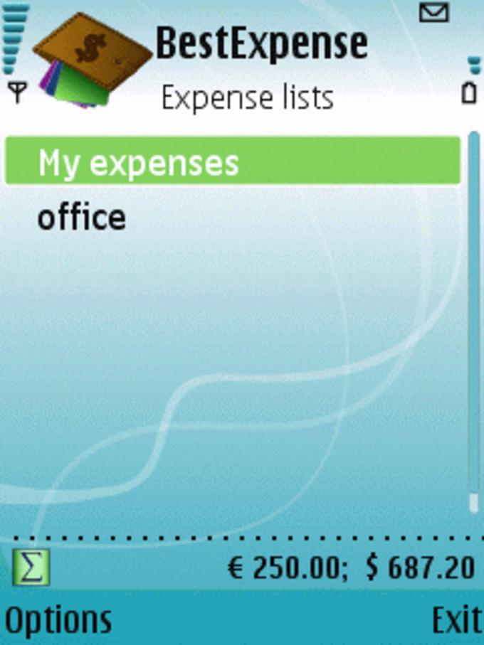 Best Expense