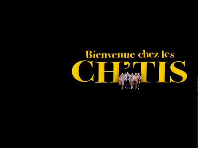 Fond d'écran - Bienvenue chez les Ch'tis