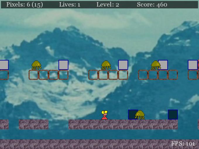 BlinkenSisters - Hunt for the Lost Pixels