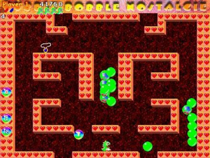 Bubble Bobble Nostalgie Mac Edition