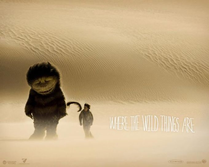 Where The Wild Things Are wallpaper