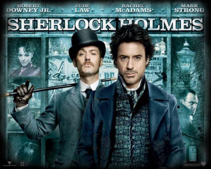 Sherlock Holmes Papel de parede