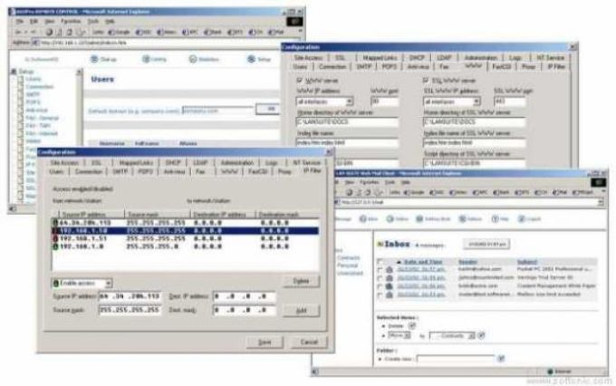 602Pro LAN Suite