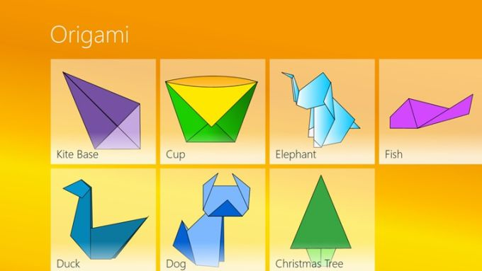 Origami for Windows 10