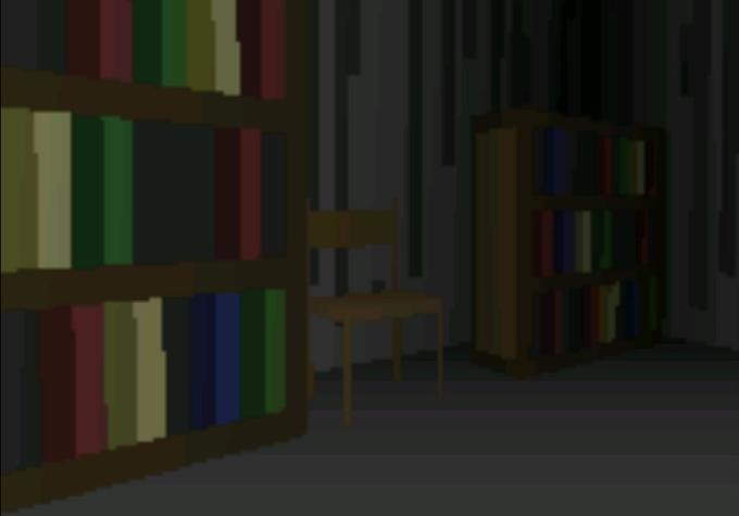 Imscared - A Pixelated Nightmare