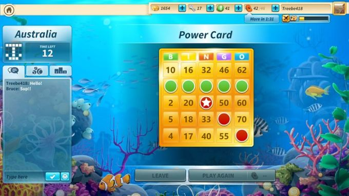 Microsoft Bingo for Windows 10