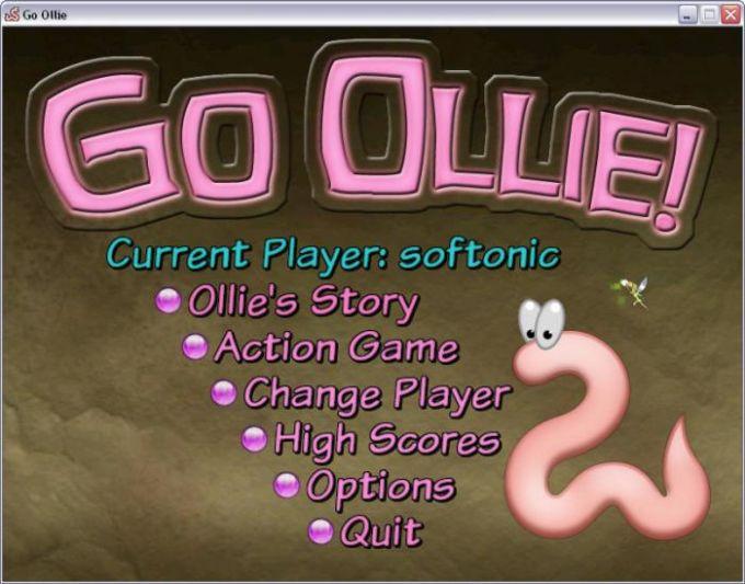 Go Ollie!