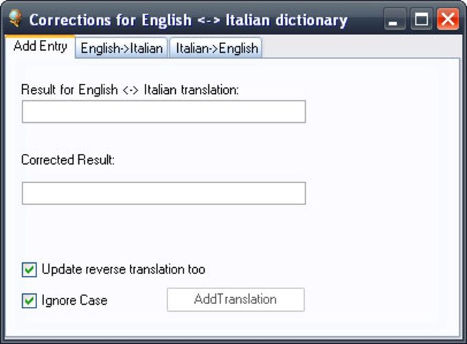 Free Language Translator