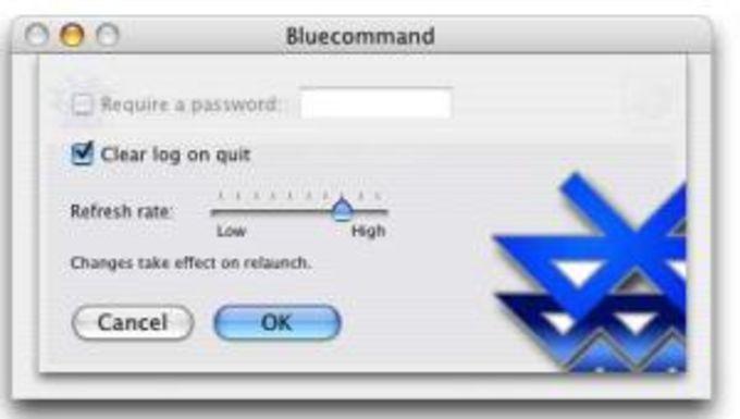 Bluecommand