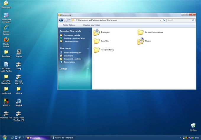 Windows 7 PDC Theme