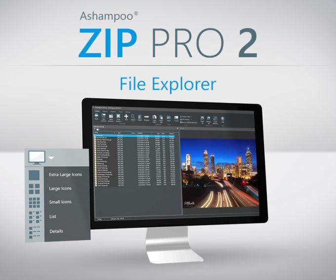 Ashampoo Zip Pro 2