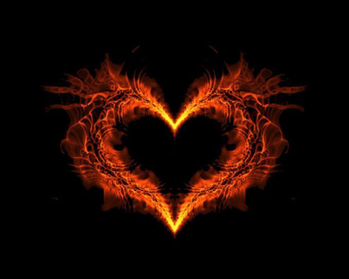 Burning for my Valentine WP