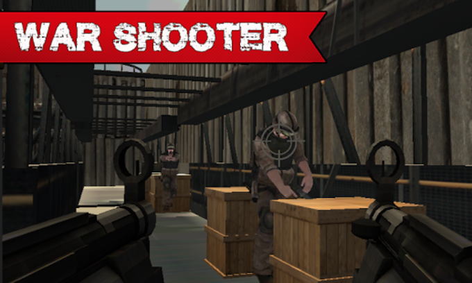 tirador guerra -juego disparos