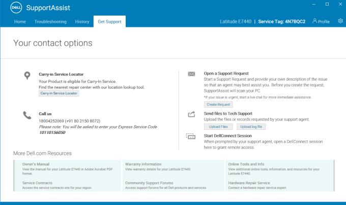 Dell SupportAssist for PCs