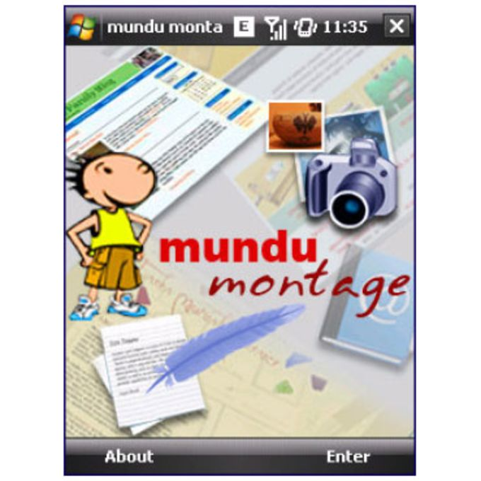 Mundu Montage