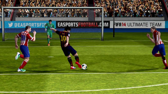 FIFA 14 voor Windows 10
