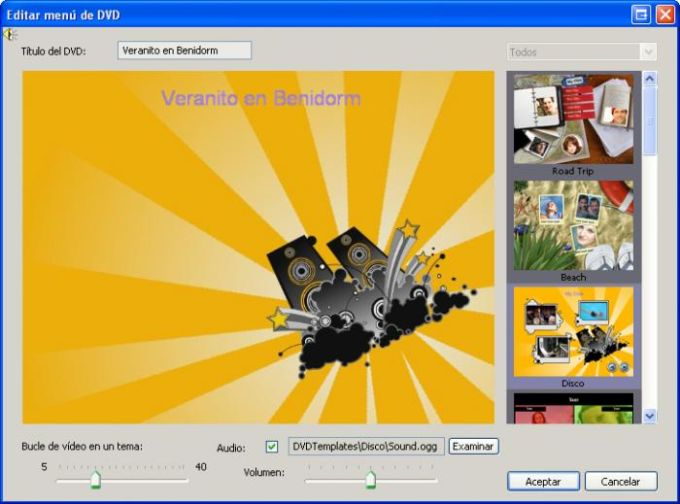 ThemePack for Movavi Video Suite