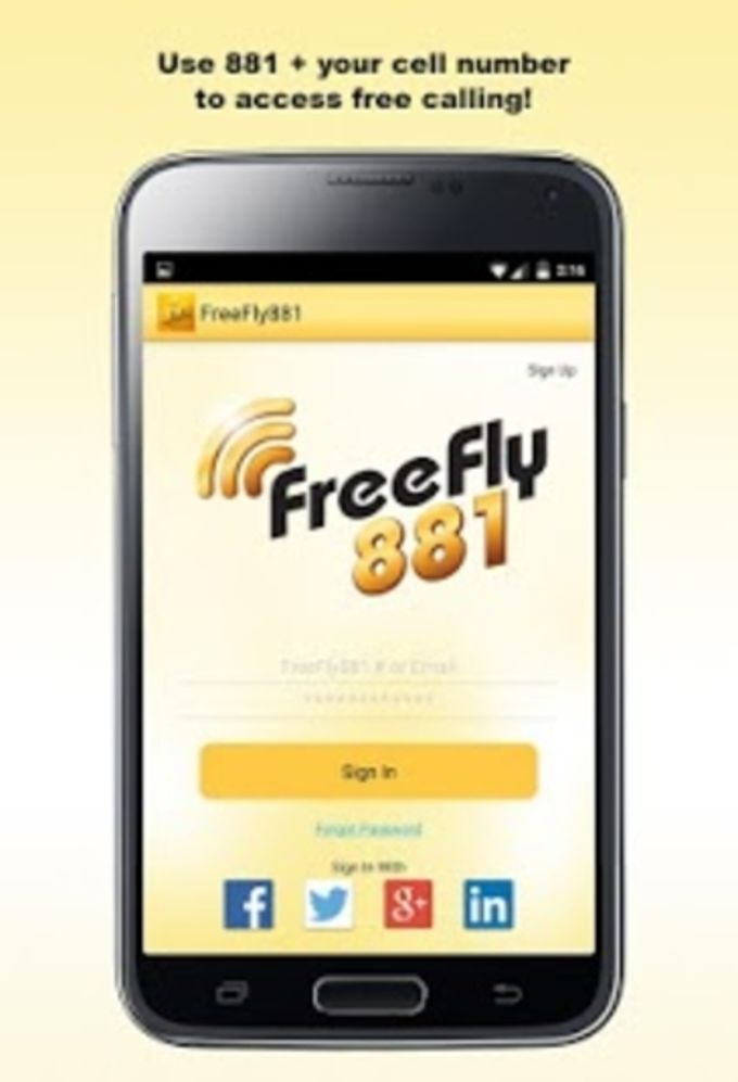 FreeFly881 - Free Calls