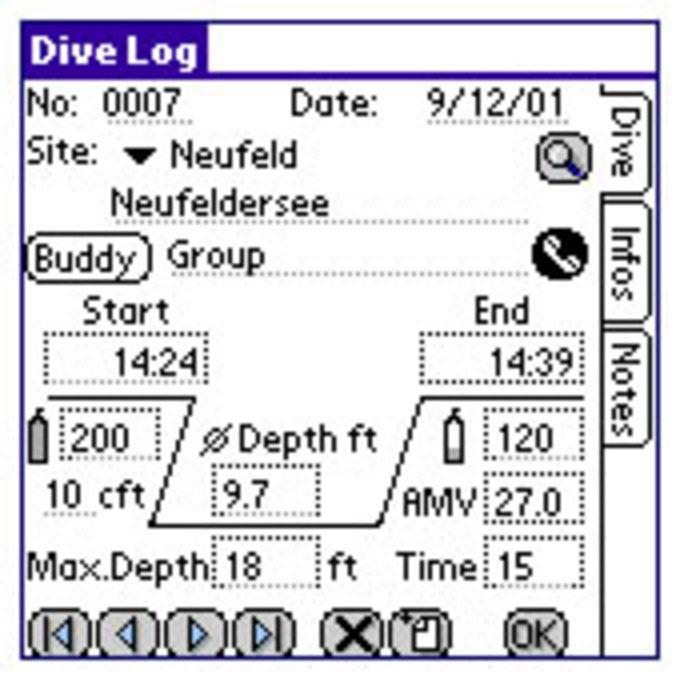 Dive Tools