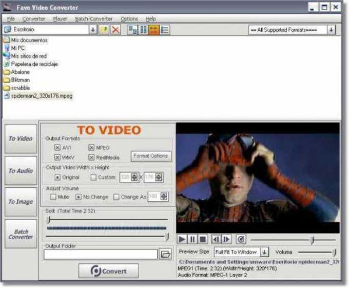 Favo Video Converter
