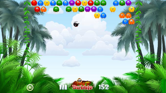 Bubble Birds para Windows 10