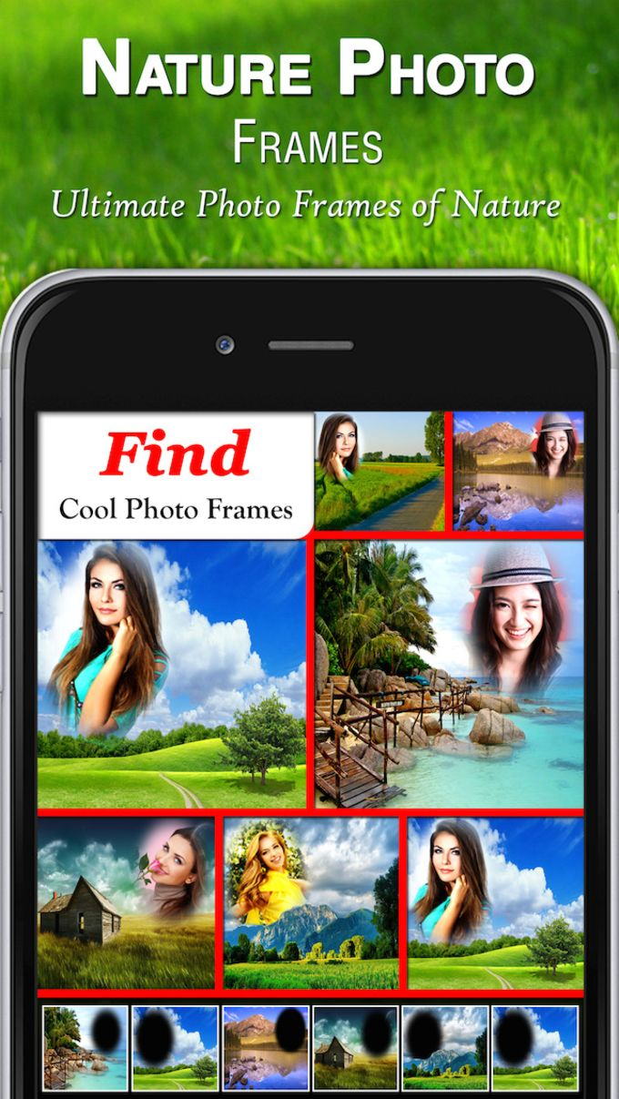 Nature Photo Frames Unlimited