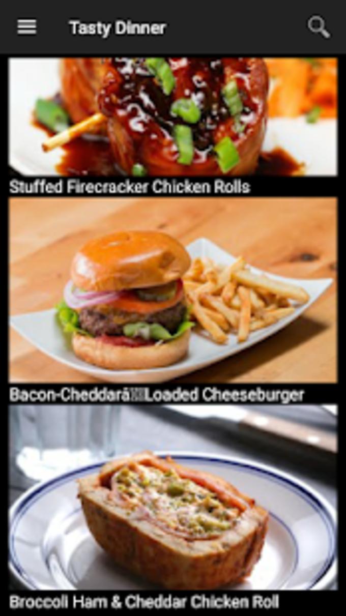 Tasty Cookbook Recipes