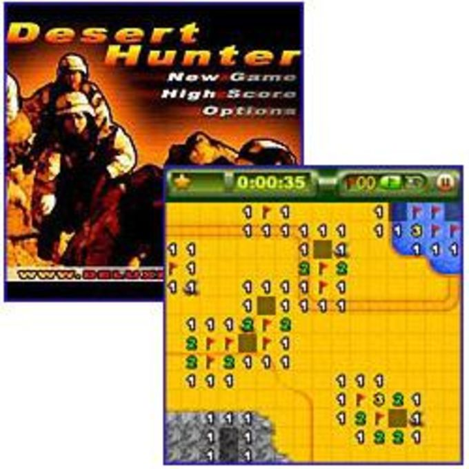 Desert Hunter 1free