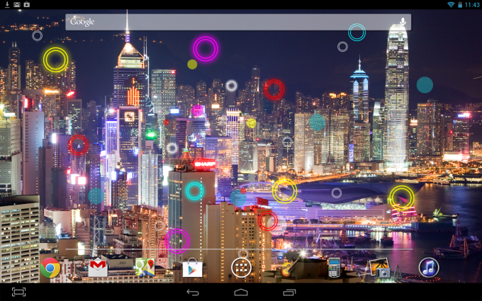 Night City Live Wallpaper