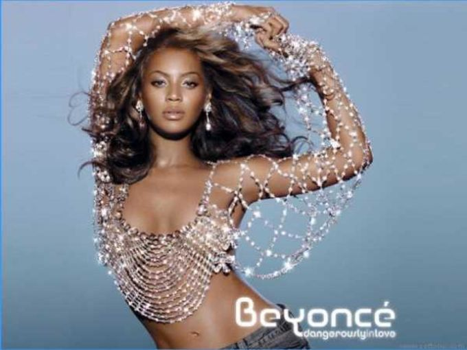 Beyoncé Dangerously In Love Screensaver