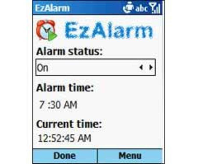 EzAlarm