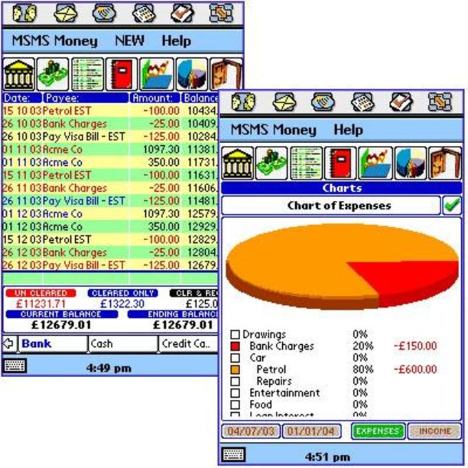 Mastersoft Money IUQ