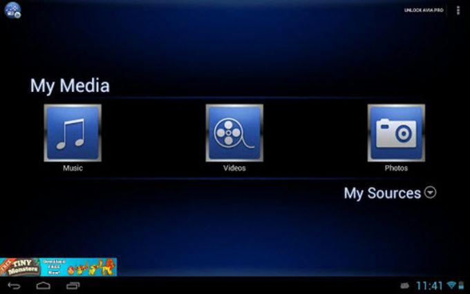 aVia Media Player