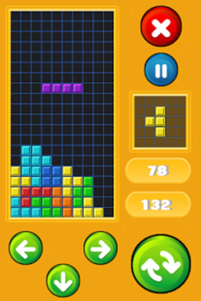 Classic Tetris