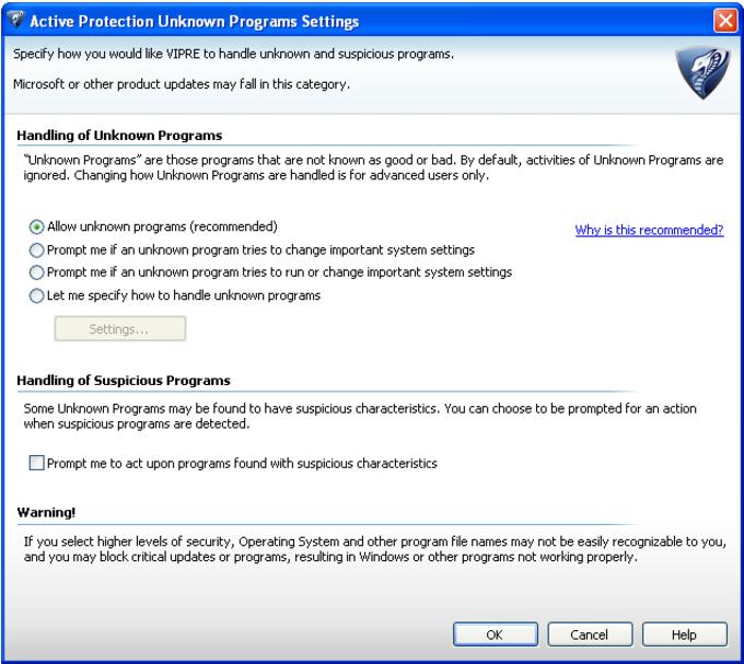 VIPRE Anti-virus + Anti-spyware