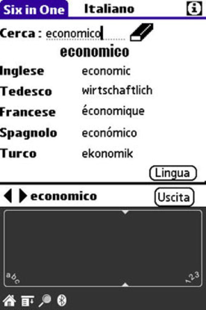 SixinOne Dictionary