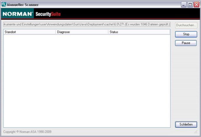 Norman Security Suite