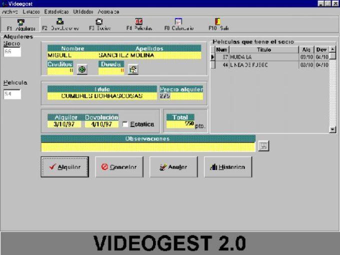 Videogest Videoclub