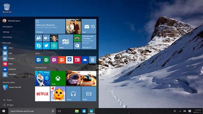 Windows 10 - Parche de lanzamiento 64 bit
