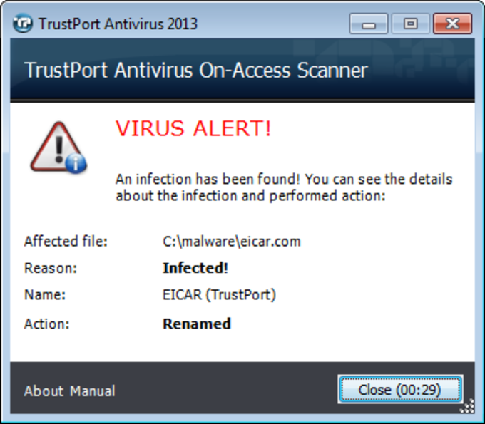 TrustPort Total Protection PL