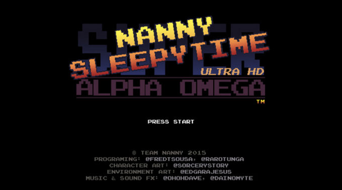 Super Nanny Sleepytime