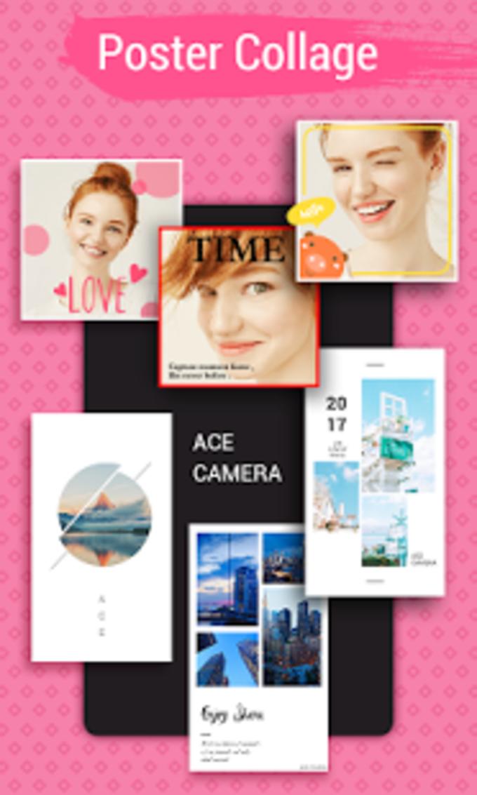 APUS Camera - HD Camera, Editor, Collage Maker